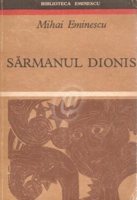 Sarmanul Dionis - proza literara foto