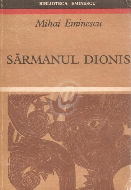 Sarmanul Dionis - proza literara foto mare