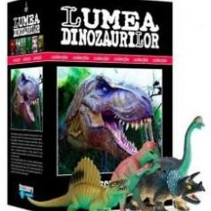 Lumea dinozaurilor, DVD, Romana, discovery channel
