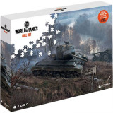 Puzzle World Of Tanks Roll Out On The Prowl 1000Pcs
