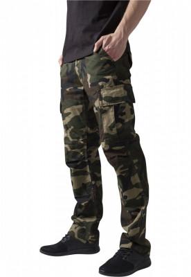 Pantaloni camuflaj barbati foto