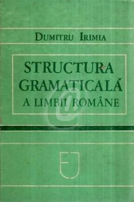 Structura gramaticala a limbii romane - Numele si pronumele. Adverbul foto