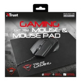 Kit Gaming Trust Mouse Si Mousepad Gxt 782, USB