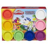 Set Play-Doh Rainbow Pack Compound 8Pcs, Hasbro