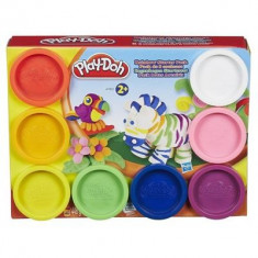 Set Play-Doh Rainbow Pack Compound 8Pcs Hasbro