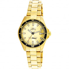 Ceas Invicta dama Pro Diver 15138 auriu Stainless-Steel Quartz Diving - Ceas dama