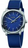 Calvin Klein K5M311ZN Swiss Made ceas barbati nou 100% original. Garantie., Casual, Quartz, Inox