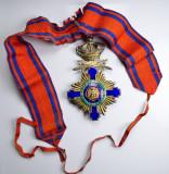 Ordinul / Decoratia Steaua Romaniei Comandor Militari pe timp de Pace
