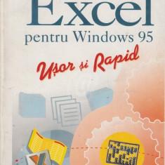 Excel pentru Windows 95, usor si rapid