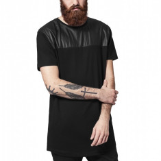 Tricouri barbati lungi umeri piele ecologica - Tricou barbati, Marime: M, Maneca scurta
