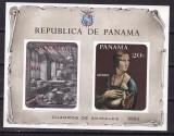 Panama  1967  pictura  fauna  MI  bl.78   MNH  w50, Nestampilat