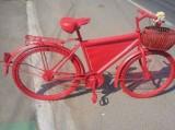 bicicleta veche pentru decor si reclama,curti unice,terase,pensiuni si gradini