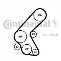Kit de distributie CONTITECH CT1014K2 - Kit distributie