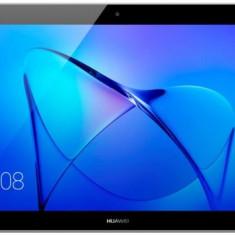 Tableta Huawei Mediapad T3 (10), Procesor Quad Core 1.4GHz, IPS LCD capacitive touchscreen 9.6inch, 2GB RAM, 16GB Flash, 2MP, Wi-Fi, Android (Gri)