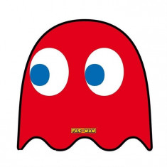 Pac Man Ghost In Shape Mousepad