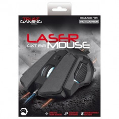 Mouse Gaming Trust Gxt 158, USB, Laser