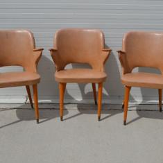 Set 3 scaune design