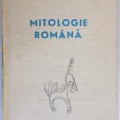 Romulus vulcanescu mitologie romana