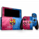 Accesoriu Official Barcelona Fc Nintendo Switch Skin