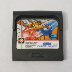 Joc SEGA Game Gear Gamegear - Marble Madness - Jocuri Sega, Actiune, Toate varstele, Single player