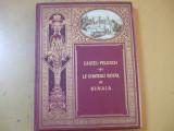 Peles castelul regal din Sinaia Paris 1893 Bachelin 38 gravuri 27 aqua - forte