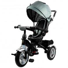 Tricicleta pentru copii, silver - Tricicleta copii