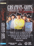 Caseta audio: Desperado - Greatest Shits ( 2004 - originala, stare f. buna ), Casete audio