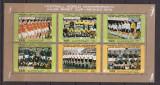 Yemen  1970  sport  fotbal  MI 1145-1150 kleib.   MNH  w50, Nestampilat