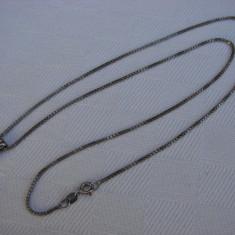 Lantisor din argint  925 prevazut cu pandantiv cu piatra tip diamant, Femei