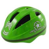 Casca copii verde marime S ( 52-56)PB Cod:588402446RM, Casti bicicleta