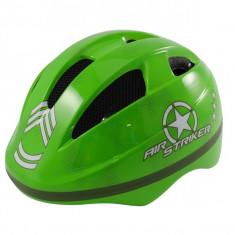 Casca copii verde marime S ( 52-56)PB Cod:588402446RM - Echipament Ciclism, Casti bicicleta