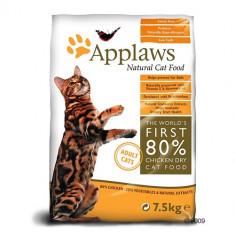 Applaws Cat Adult Pui 7.5 kg - Hrana pisici
