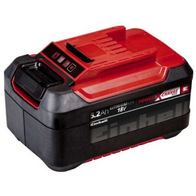 Acumulator 18V Einhell Power X-Change Plus 5.2 Ah, Li-Ion foto