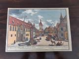 Gravura Veche Johann Adam Delsenbach, Istorice, Cerneala, Realism