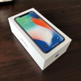 IPhone X Negru 256GB, 3 GB, Apple