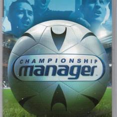Championship Manager -  PSP [Second hand], Sporturi, Toate varstele, Single player