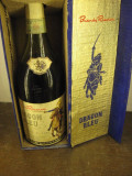 BRANDY RISERVA DRAGON BLEU CL 100 GR 42 MAI MULTI 6 ANI -  DISTILLED 27/9/1952