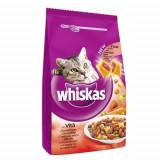 Whiskas Adult cu Vita si Ficat, 14 kg