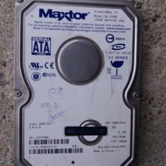 Hard PC  - sata- MAXTOR  - 100 gb, 100-199 GB