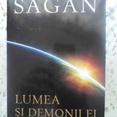 Lumea Si Demonii Ei. Stiinta Ca Lumina In Intuneric - Carl Sagan, 415685 - Carti Budism