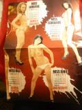Afis Calendar - Fata de la Pagina 5 -  2010