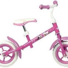 Bicicleta fara pedale 10 Minnie - Bicicleta copii Toimsa