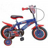 Bicicleta Spiderman 12 inch, Toimsa