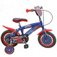 Bicicleta Spiderman 12 inch - Bicicleta copii Toimsa