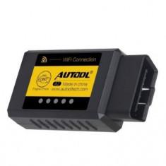 TESTER OBD Autool WIFI scanner ECU ELM 327 + Cadou!