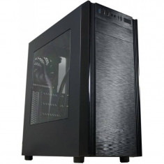 Carcasa Segotep Segotep X1 Black - Carcasa PC