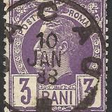EROARE  CAROL I -VULTURI--1887