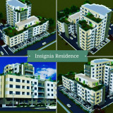 Apartamente noi complex Insignia Residence Militari Pacii Preciziei, 2, Etajul 4