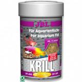 Hrana pentru pesti JBL Krill, 250 ml