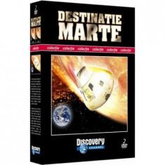 Destinatie Marte, DVD, Romana, discovery channel